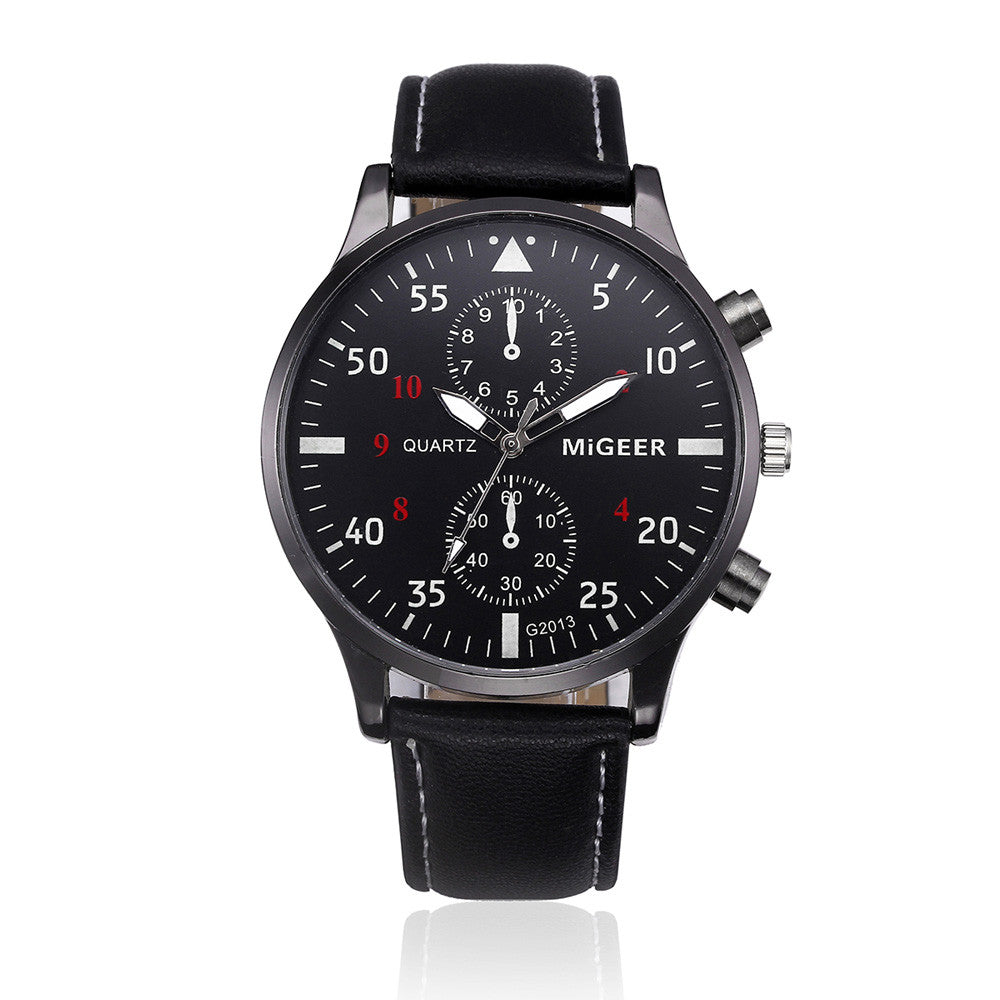 GShed Luxury Business Watch Men - FREE LIMITED TIME ONLY