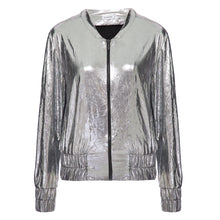 Bomber Silver