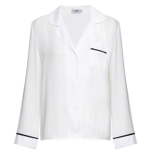 Camisa Dolce Off White