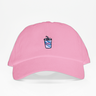 Vasito Dad Hat - Rosada