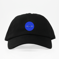 Follow God Dad Hat - Negra