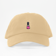 Lipstick Dad Hat - Caqui