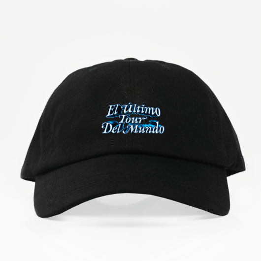 El Ultimo Tour del Mundo Dad Hat - Negra