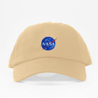 NASA Dad Hat - Caqui