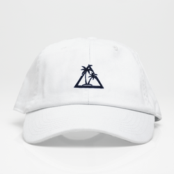 Sky Apparel™ Dad Hat - Blanca