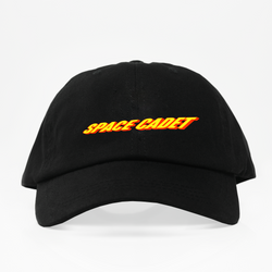 Space Cadet Dad Hat - Negra