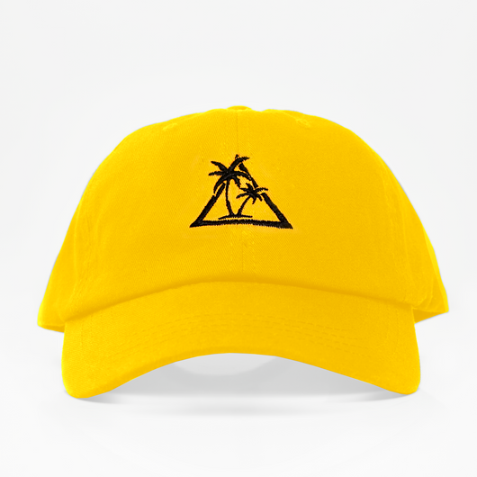 Sky Apparel™ Dad Hat - Amarilla