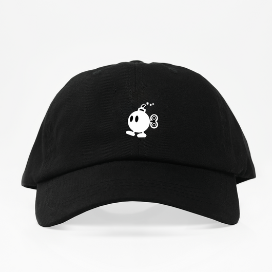 Bomb💣 Dad Hat - Negra
