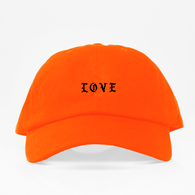 Love Dad Hat - Anaranjada