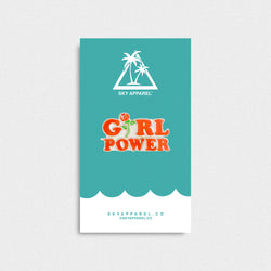 GIRL POWER - Pin