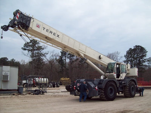 Terex-Demag Crane Rental
