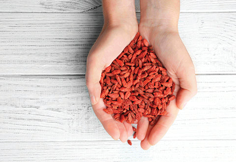 Goji berries have been used in Ayurveda for thousands of years