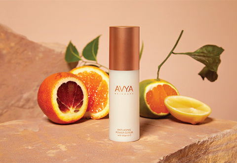 Vitamin C has long been used in Ayurveda and adapted in Western medicine as topical treatments to heal wounds and prevent and reduce wrinkles.