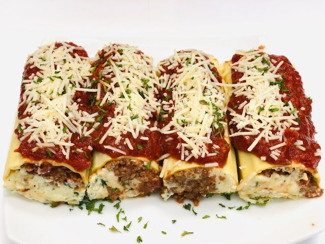 Family Pack- Meat Lasagna Rolls