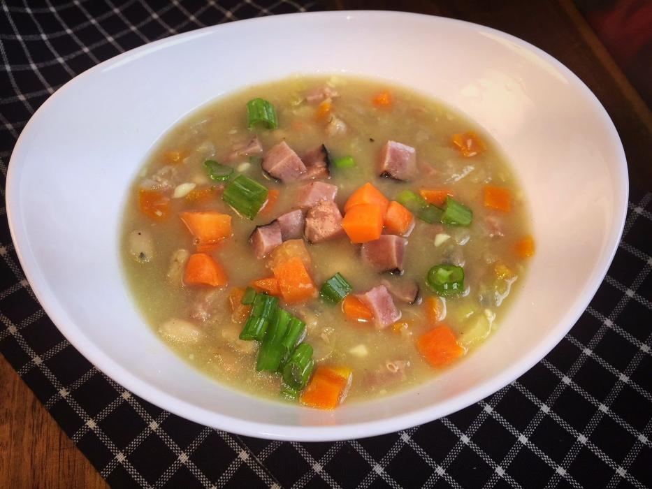 #66 Ham and Bean Soup