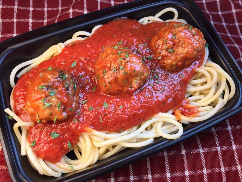 Meatball Pasta Prepared Meals