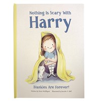 Book- Nothing Is Scary With Harry