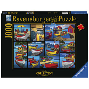 Ravensburger Puzzle - On the Water