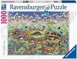 Ravensburger Puzzle - Underwater Kingdom at Dusk