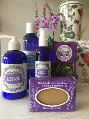 Gift Box - Lavender Relax
