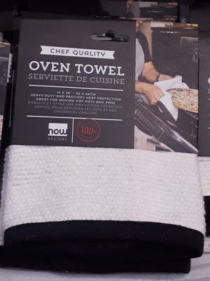 Oven Towel White