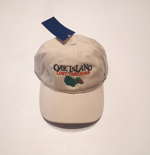 Oak Island Hat bone