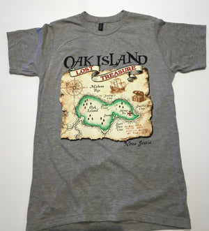 Oak Island Lost Treasures T-Shirt