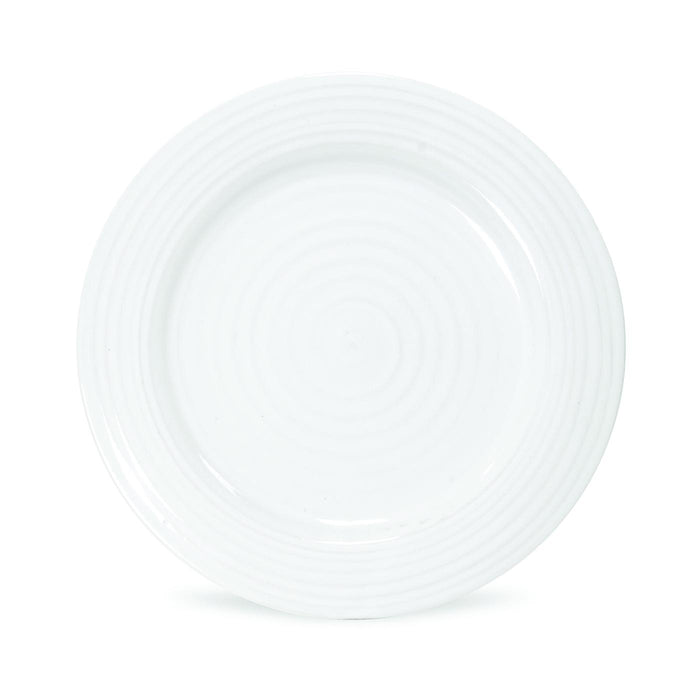 "9"" plate-white"