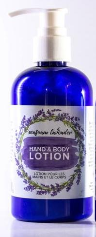 Lavender Hand & Body Lotion Large