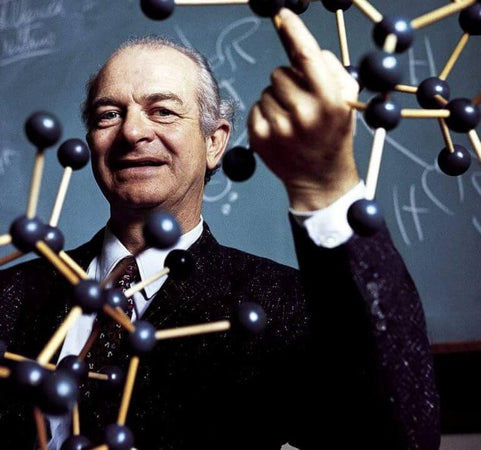 The Godfather of Vitamin C: Linus Pauling