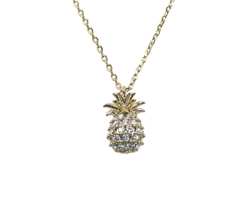 Charlie Pineapple Necklace