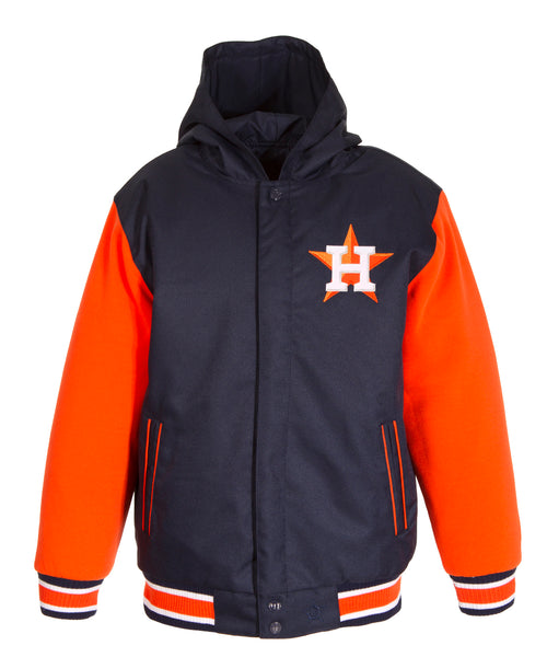 Houston Astros Kids Reversible Polyester Jacket