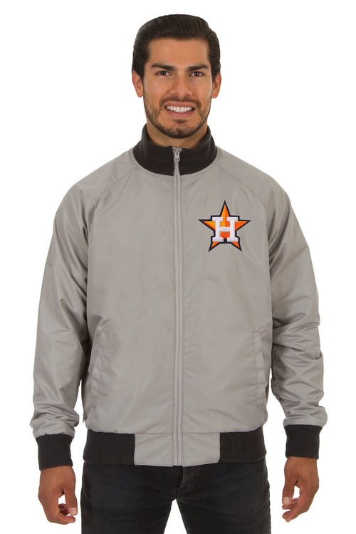 Houston Astros Reversible Polyester Track Jacket