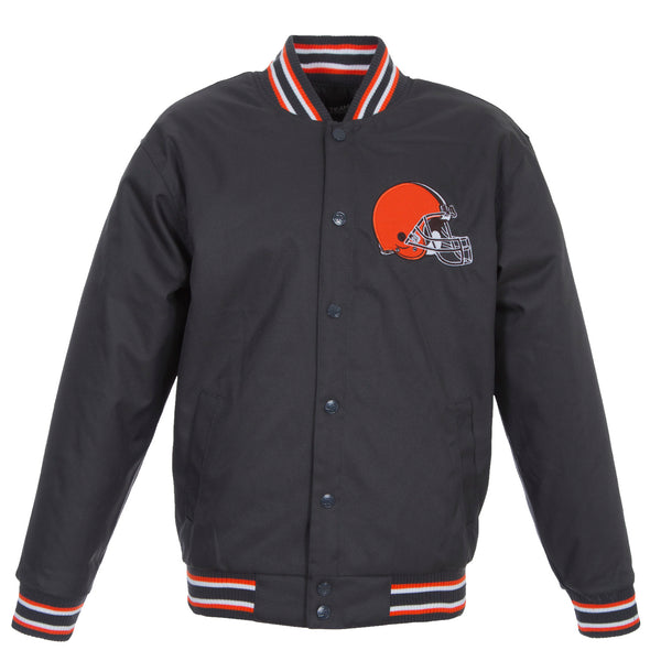 Cleveland Browns Poly-Twill Jacket