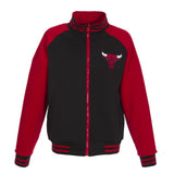 Chicago Bulls Kid's Polyester Track Jacket