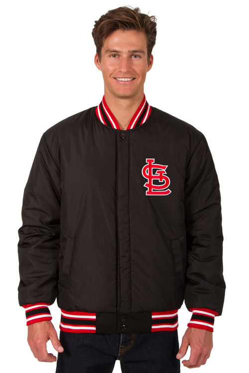 St. Louis Cardinals All-Wool Reversible Jacket