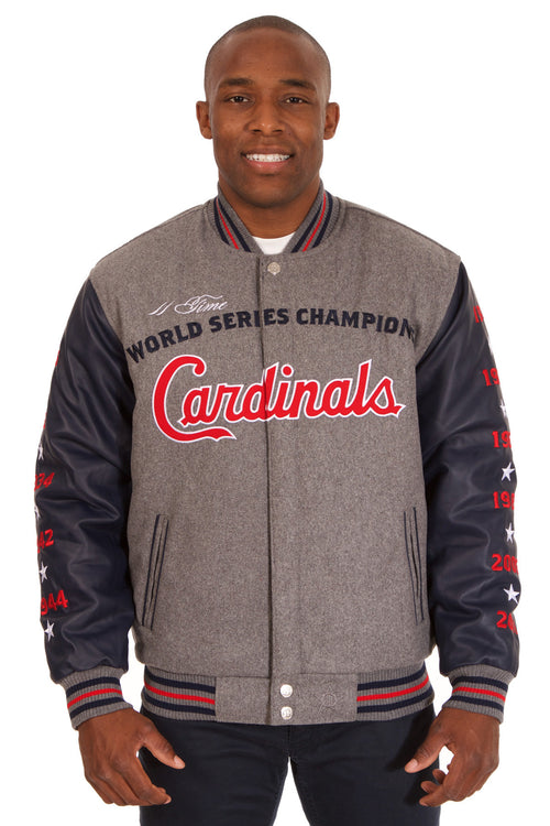 St. Louis Cardinals Reversible Commemorative Jacket