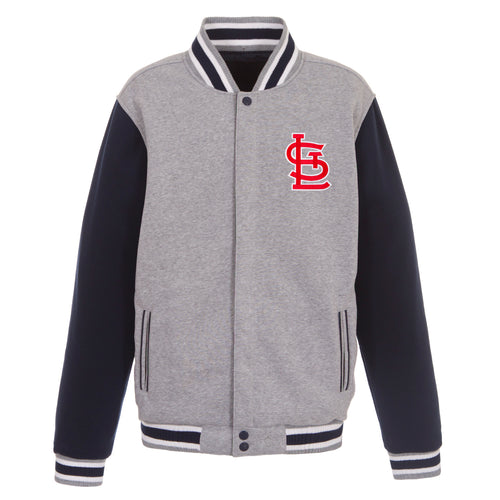 St. Louis Cardinals Reversible Fleece Jacket
