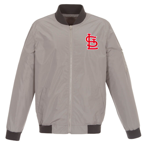 St. Louis Cardinals Nylon Bomber Jacket