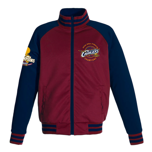 Cleveland Cavaliers Kid's 2016 Championship Polyester Jacket