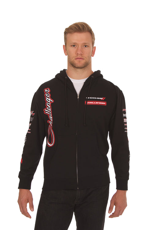 Challenger Zip-Up Sweatshirt