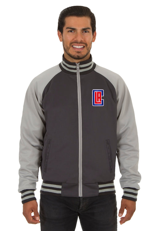 Los Angeles Clippers Reversible Track Jacket