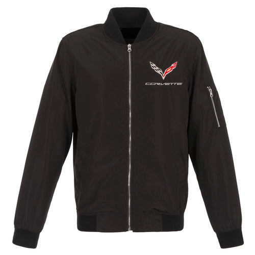 Corvette Nylon Bomber Jacket