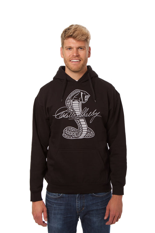 Shelby Cobra Pull-Over Hooded Sweatshirt