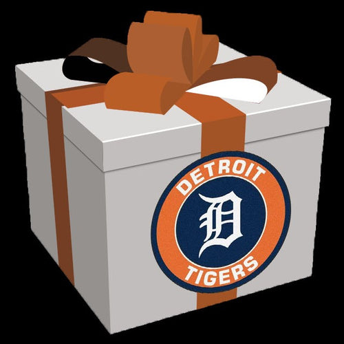 Detroit Tigers  Mystery Box