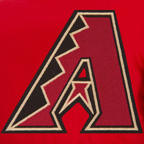 Arizona Diamondbacks Kids Poly-Twill Jacket