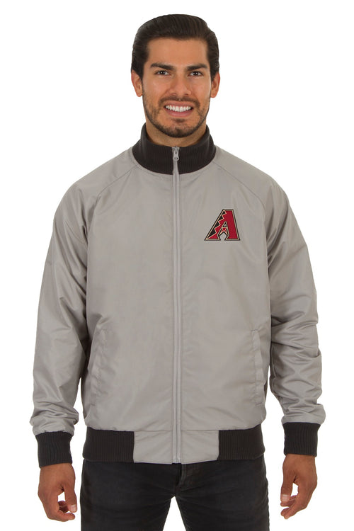 Arizona Diamondbacks Reversible Polyester Track Jacket