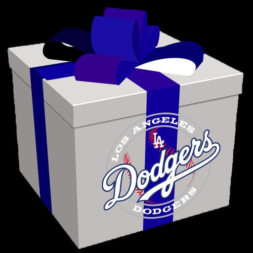 Los Angeles Dodgers   Mystery Box