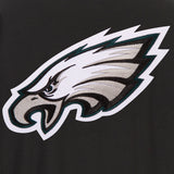 Philadelphia Eagles Reversible Wool Jacket (Front and Back Logos)