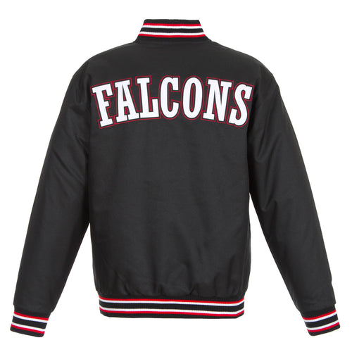 Atlanta Falcons Poly-Twill Jacket